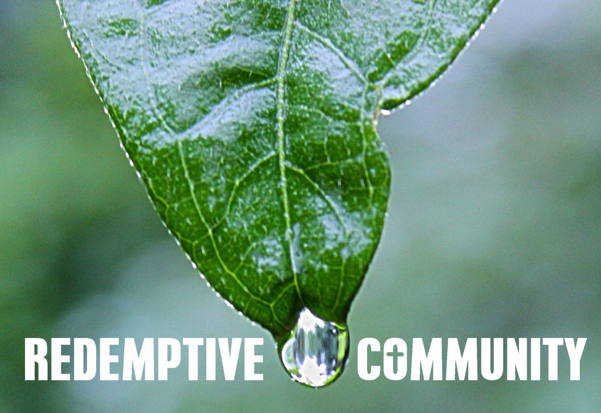 Creating Real Community … Calls For Redemptive Commitment!